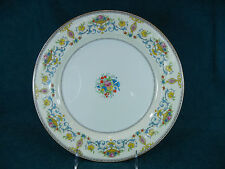 """Minton Talbot B1124 Large 12 3/4"""" Round Serving Platter / Chop Plate / Charger"""