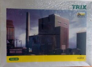 TRIX H0 Bausatz Kohlekraftwerk (66103), neu, OVP, s. Beschreibung
