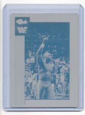 1/1 VIRGIL 1991 CLASSIC VINTAGE CARDS PRINTING PRESS PLATE WRESTLING WWF 1 of 1