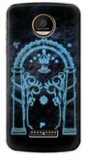 Lord The Rings Mines Moria Gate Phone Case Moto Z3 Z2 Z E5 G7 G6 Force Play Plus