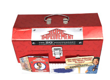 HOME IMPROVEMENT 20TH ANNIVERSARY COMPLETE SERIES & DVD(US Seller)!!