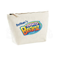 Personalised Mighty Beanz Toy Storage Bag - ANY NAME (LARGE SIZE)