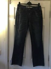 Topshop Straight Leg Mid L32 Jeans for Women