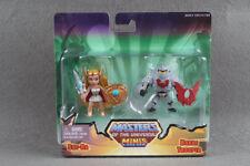 He-Man Masters of the Universe Mini Figure 2-Pack She-Ra & Horde Trooper