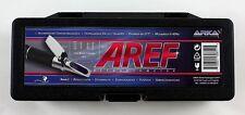 Aref Refractometer ARKA für Meerwasseraquarien Dichtemessung Refraktometer