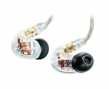 Shure SE535 InEar Ohrhörer Kopfhörer Transparent