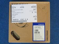 Bremsscheiben Bremsscheibensatz hinten für Volvo Xc60 31471033