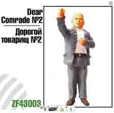 "DEAR COMRADE, Â""–2 (KHRUSHCHEV) 1/43 ZEBRANO F43003"