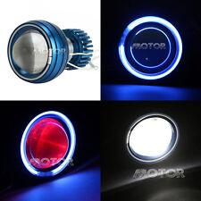 Projector Headlight Angel Red Devil eyes Fit Suzuki GSXR 600 750 1000 Hayabusa