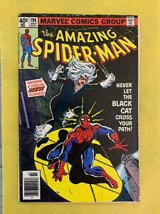 AMAZING SPIDER-MAN #194 (1979) Marvel Comics 1st Appearance App BLACK CAT
