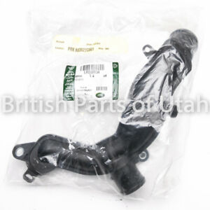 Land Range Rover Sport LR4 Supercharge Thermostat Top Crossover Tube Pipe OEM