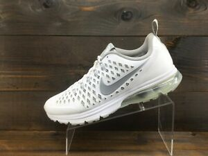 Nike AirMax Suprème 3 Mens White Running Casual Shoe 706993-102 Men 12 Excellent