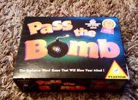 VINTAGE PASS THE BOMB EXPLOSIVE GAME PIATNIK COMPLETE NICE CONDITION 7476