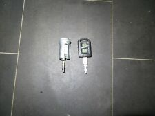 Vauxhall Combo ignition barrel and key 2001-2009  TESTED 100%OK