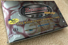 1998 BOWMAN'S BEST BASEBALL FACTORY SEALED HOBBY BOX: ATOMIC REFRACTOR AUTOGRAPH