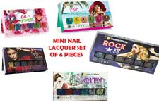 [XMAS GIFT] LECHAT Dare To Wear Mini Nail Lacquer Set of 6 bottles 0.25ozEA HOT!
