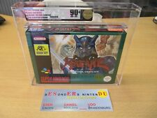SNES Super Nintendo, HAGANE , the final conflict - NEU- VGA 90 +  GOLD - NM+/MT