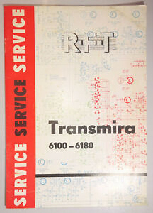 Service RFT Transmira 6100-6180 DDR ! (D9
