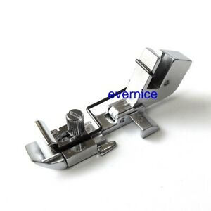 Serger Presser Foot for Necchi 3010 White 1500,1600,1634,4500 #750504005 1410003