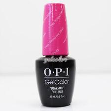OPI GelColor FIJI LED/UV Gel Nail Polish 15ml 0.5oz Two-timing the Zones #GCF80