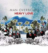 Heavy Love 0819531011610 by Man Overboard CD