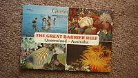 OLD AUSTRALIAN POSTCARD 1970s, INGHAM QLD, THE GREAT BARRIER REEF