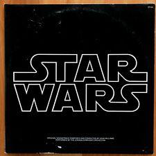 Star Wars Soundtrack - vinyl record LP 2T-541 1st pressing! w/ extras! EX/VG+