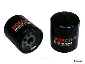 Engine Oil Filter-Bosch WD Express 091 51015 101