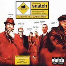 Snatch-Stealin' Stones and breakin' Bones (2000) Klint, Stranglers, 10cc,.. [CD]