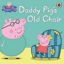 Peppa Pig: Daddy Pig's Old Chair, Ladybird | Paperback Book | Good | 97818464694