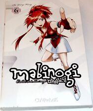 Manga MABINOGI tome 6 Clair de Lune éditions Française VF très bon état tbe