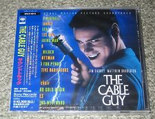 Pearl Jam ALICE IN CHAINS Japan OST SOUNDTRACK CD The Cable Guy PROMO - SEALED!