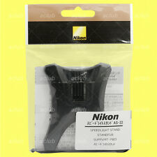 Genuine Nikon AS-22 Speedlight Stand Tripod Socket for SB-700 Flash
