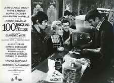 SOPHIE DAUMIER DANIEL CECCALDI 100 BRIQUES ET DES TUILES 1964 PHOTO ANCIENNE N°4