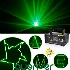 SUNY Green Laser Line Scan Beam DMX DJ Dance Bar Club Party Disco Stage Light