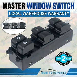 Power Master Window Switch for Holden Colorado RG Dual Cab Ute 2012-2019