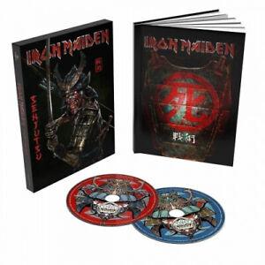 Iron Maiden|Senjutsu (2CDs) (Limited Deluxe Edition)|Audio CD
