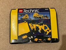 Lego Technic 8062 Universal Storage Case Sealed Digger Helicopter Lorry Cycle