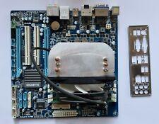 Bundle Gigabyte GA-Q67M-D2H-B3 + Intel Core I5 - 2500K, 4GB RAM, mit Blende