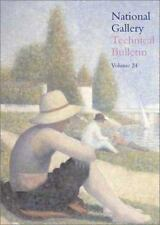 National Gallery Technical Bulletin: Volume 24-ExLibrary