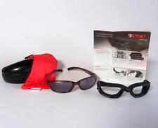 7Eye Panoptx Churada F1644 Men's Motorcycle Sunglasses w/ Air Shield Protection