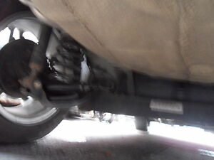 FORD FIESTA  2008-2016 REAR SUSPENSION BEAM WITH ABS BREAKING CAR