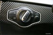 Audi A4 A5 S4 RS4 S5 RS5 quattro 8K B8 8T 8F alu trim interni alluminio light