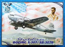 1/72 Boeing S-307/SB-307B Stratoliner (Bat Project 72011) 1 of 150pcs