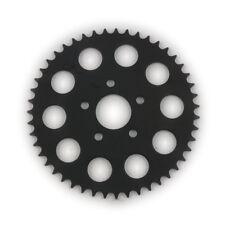 ROUE à chaîne, Pignon, PIGNON 47 dents noir pour Harley-Davidson SPORTSTER 82-85