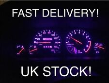 Kawasaki ZX9R C2 LED dash/clock Bulb Conversion kit Green Blue White pink Red
