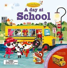 A Day at School: Read the Story, Play the Story (Press Out & Build Model and