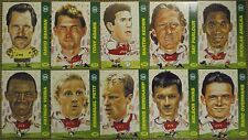 ARSENAL 10 x FOOTBALL CARDS - PROMATCH 99 SERIES 4 Pro MatchTrading Cards