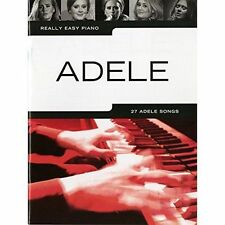 Really Easy Piano: Adele -  Updated Edition with 27 Adele Hits