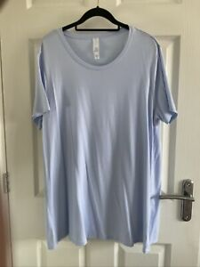 marlawynne T Shirt Size Large Blue
